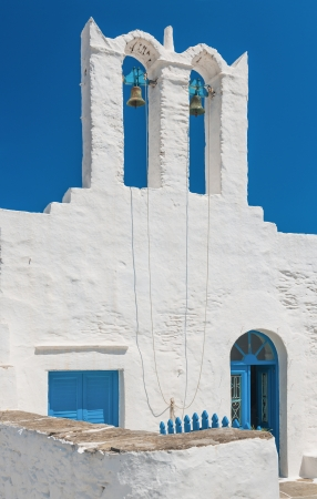 Church from the beautiful island of Sifnos, in Greece Stock Photo - 15550063