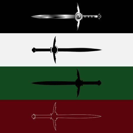Different Sword Designs