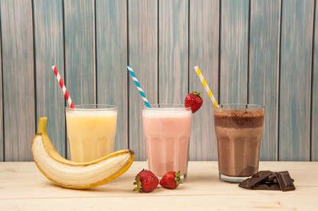 milkshake: Milkshakes