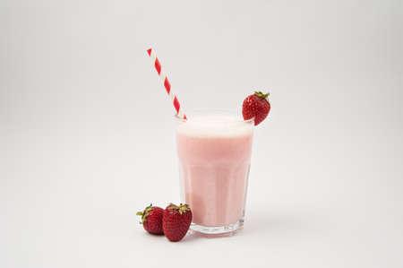 milkshake: Strawberry Milkshake
