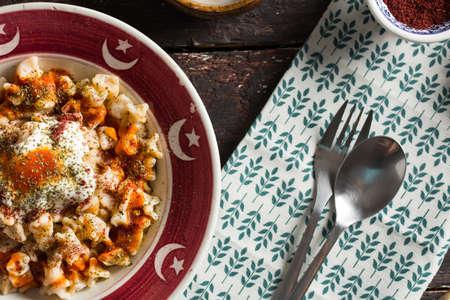 Tasty Turkish Ravioli Ravioli On The Table