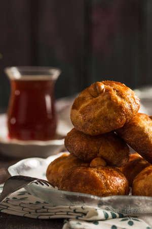 Traditional Turkish Dessert Sekerpare