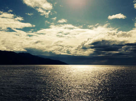 inlet: Alaskan Inlet