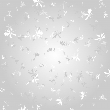 frosted window: Winter snow frosted background