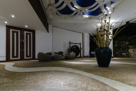 no swimming: Luxury Resort
