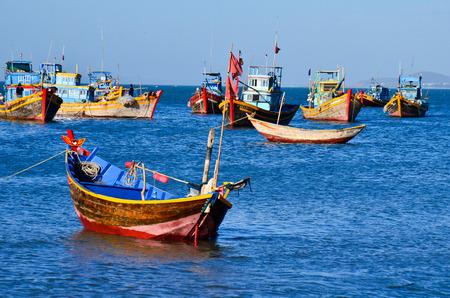 fishing village: Fisherman village in Muine
