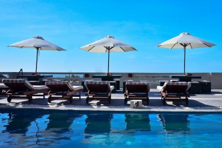 lap of luxury: Luxury Resort