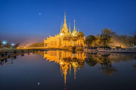 wen: Nonkhum temple, Nakhonrachasima, Thailand
