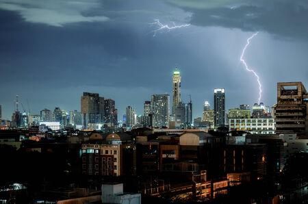 Stroming in Bangkok