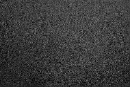 zwart leder textuur achtergrond  Stockfoto