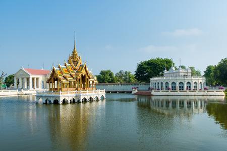 royal park: Bang Pa-In Royal Palace, Ayutthaya, Thailand Editorial