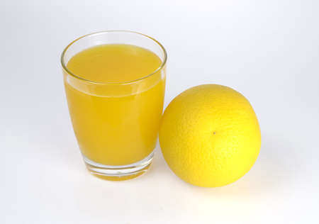 orange juice Stock Photo - 16037264