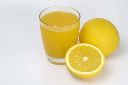 orange juice Stock Photo - 16037265