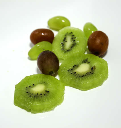 fruit on white Stock Photo - 16172733