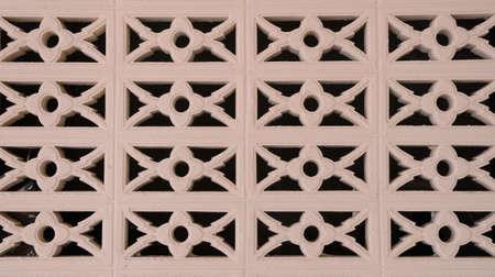 bloque de hormigon: pared de bloques de concreto para el fondo