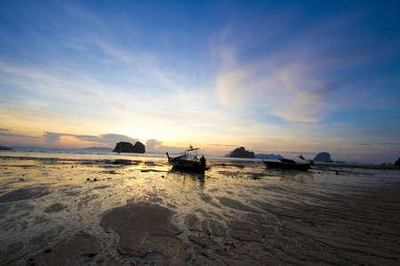 ebb: Ebb Andaman, scena Andaman morza w Tajlandii Zdjęcie Seryjne