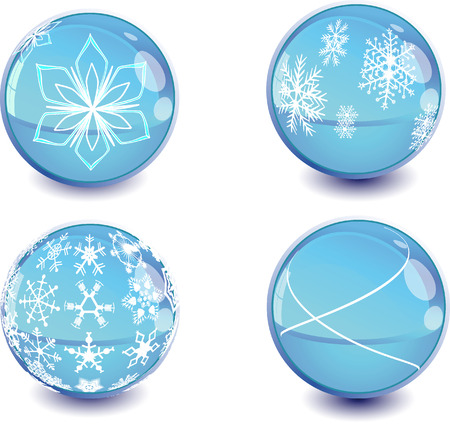 3d Color vector sphere� with fashion ornament.