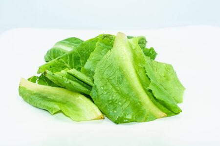 cos: cos vegetable cut