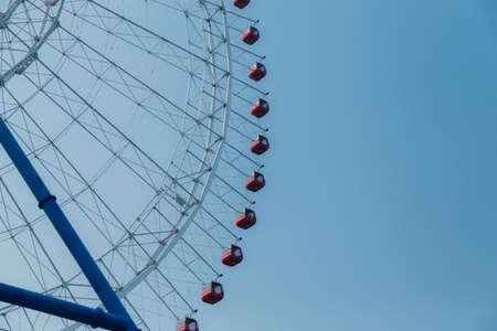 Ferris wheel Banco de Imagens