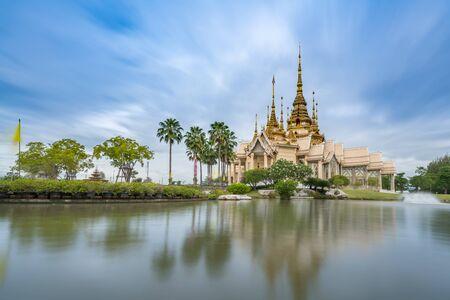 Wat Non Kum or Wat Luang Pho Toh, Kakhon Ratchasima, Thailand Stok Fotoğraf