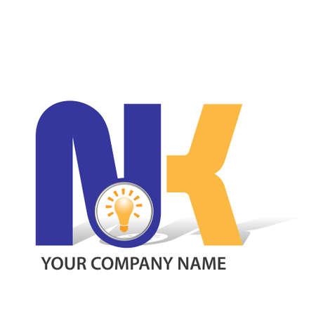 NK creative logo