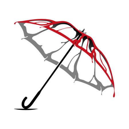 umbrella gothic style