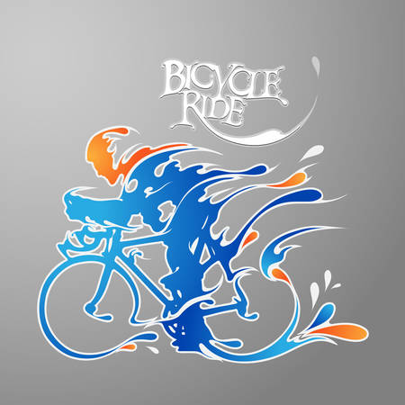 bicycle ride for your design