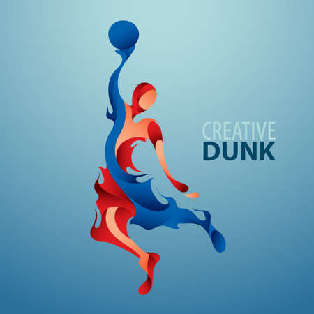 creative basket is suitable for your graphic design