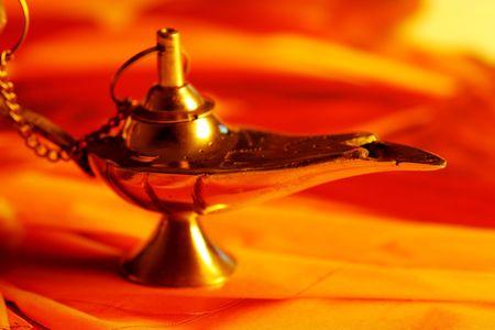 Magic Lamp Stock Photo - 925628