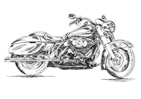 bike vector: Detailed Bike Vector EPS Illustration