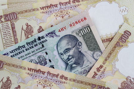 rupee: Indian Currency Rupee Notes