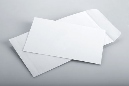 White envelope and invitation card mockup stock photo picture and stock photo white envelope and invitation card mockup stopboris Image collections