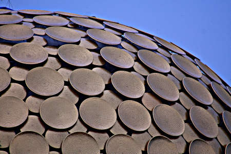 3d  Texture Light & Shade - Matri Mandir Auroville