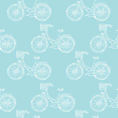 velocipede: Bicycle with Cart Stock Photo