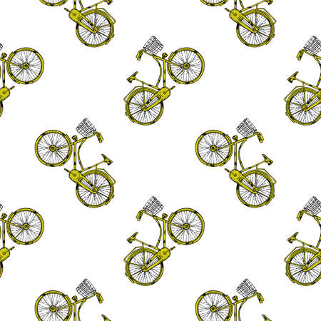 velocipede: Vector Bicycle with Cart