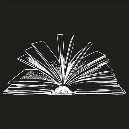Books And Pics Albums Vetores