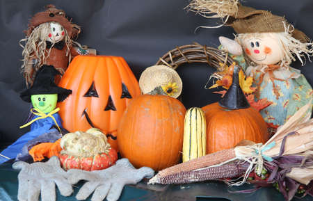 upcoming: Halloween theme on display for the upcoming festive night.