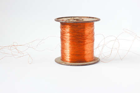 Insulated Copper Wire Stock Photos. Royalty Free Insulated Copper ...