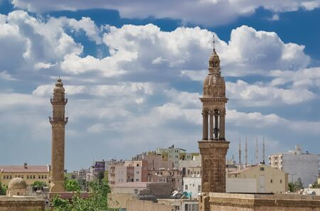 the city where religions live together, mardin