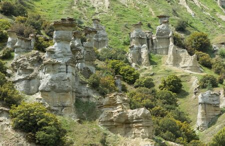 landforms, fairy chimneys