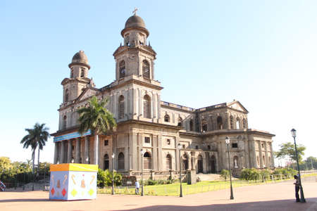 Cathedral of Managua