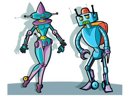 Robots of the immediate future