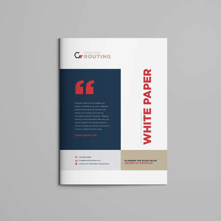 Brochure | White paper | Booklet | Company document | Business Plan|  Annual Report | Sales sheet | Catalog Cover Design Ilustrace