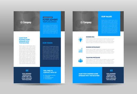 Conception de Flyer d'Entreprise | Conception de prospectus et de dépliants | Conception de fiches marketing