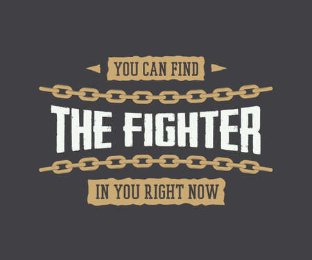 eslogan: lema de la vendimia con la motivación y la inspiración. ilustración vectorial