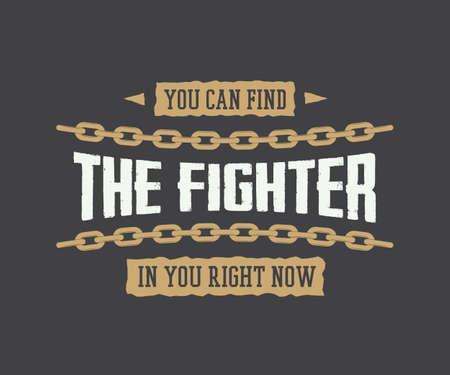 brave of sport: Vintage slogan with motivation and inspiration. Vector illustration
