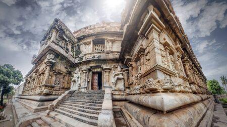 Brihadisvara Temple, Gangaikonda Cholapuram, Tamil Nadu, India