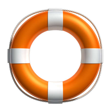 3D Lifebuoy Stock Photo - 11585998