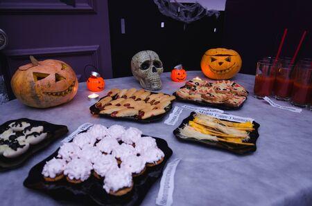 treats: halloween treats Foto de archivo