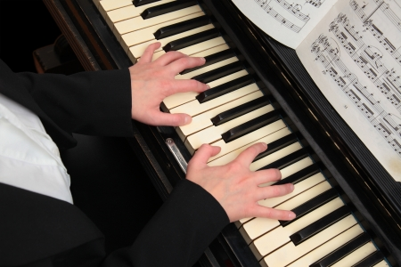 instrumentalist: piano